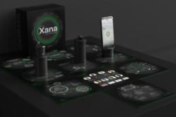 Xana - Diseño producto médico