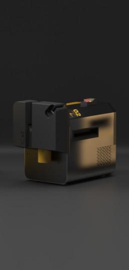 Dualtech-XC60- No solamente se ha actualizado el aspecto visual del producto dándole un toque de aire fresco sin perder de vista su esencia de diseño industrial.