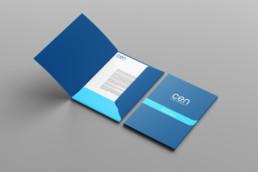 CEN - Diseño de logotipo